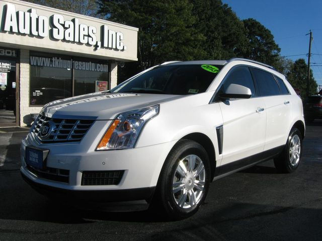 2013 Cadillac SRX Luxury Collection Richmond, Virginia 1