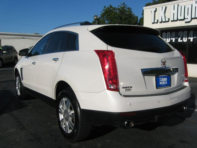 2013 Cadillac SRX Luxury Collection Richmond, Virginia 7