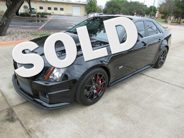 2013 Cadillac V-Series Hennessey Austin , Texas 0