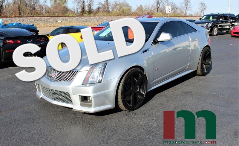 2013 Cadillac V-Series Coupe | Granite City, Illinois | MasterCars Company Inc. in Granite City Illinois