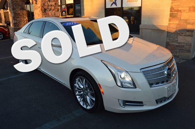 2013 Cadillac XTS Platinum   Bountiful, UT   Antion Auto in Bountiful UT