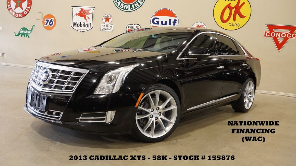 2013 Cadillac XTS Premium HUD,ULTRA ROOF,NAV,HTD/COOL LTH