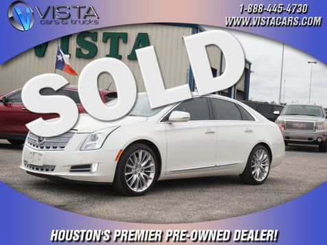 2013 Cadillac XTS Platinum in Houston, Texas