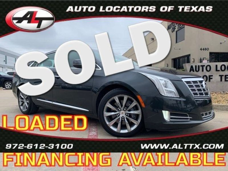 2013 Cadillac XTS Luxury   Plano, TX   Consign My Vehicle in Plano TX