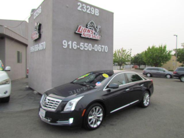 2013 Cadillac XTS Professional Luxury