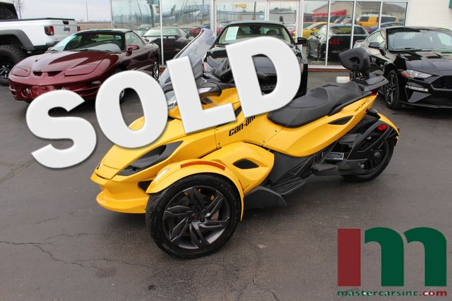 2013 Can-Am Spyder STS ST-S | Granite City, Illinois | MasterCars Company Inc. in Granite City Illinois