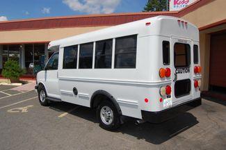 2013 Chevrolet 15 Pass. Activity Bus Charlotte, North Carolina 3