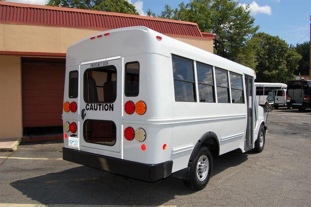 2013 Chevrolet 15 Pass. Activity Bus Charlotte, North Carolina 2