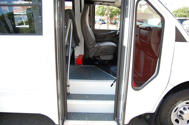 2013 Chevrolet 15 Pass. Activity Bus Charlotte, North Carolina 6