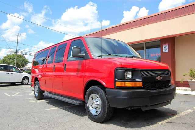 2013 Chevrolet 15 Pass. LS Charlotte, North Carolina 1