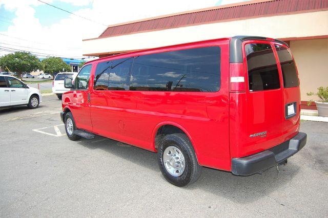 2013 Chevrolet 15 Pass. LS Charlotte, North Carolina 3