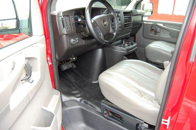2013 Chevrolet 15 Pass. LS Charlotte, North Carolina 4
