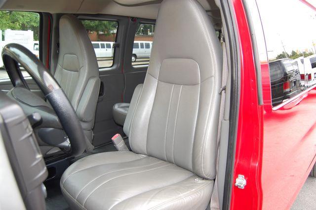 2013 Chevrolet 15 Pass. LS Charlotte, North Carolina 5