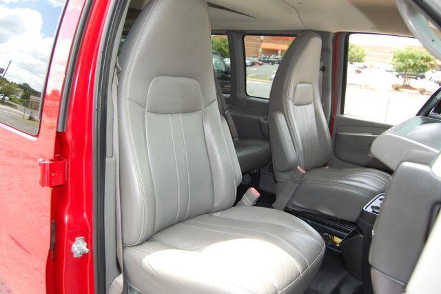 2013 Chevrolet 15 Pass. LS Charlotte, North Carolina 7