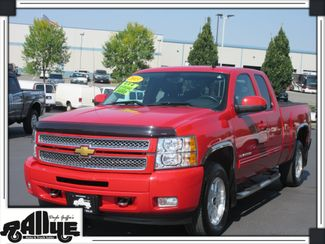 2013 Chevrolet 1500 Silverado LT Q/Cab 4WD in Burlington WA, 98233