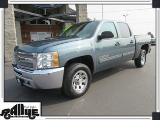 2013 Chevrolet 1500 Silverado LS C/Cab 4WD in Burlington WA, 98233
