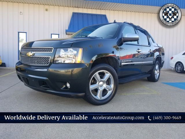 2013 Chevrolet Avalanche Black Diamond  LTZ in Rowlett
