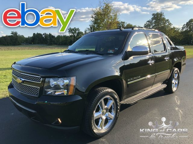 2013 Chevrolet Avalanche Ltz BLACK DIAMOND EDITION 73K MILES 1OWNER PRISTINE 4X4