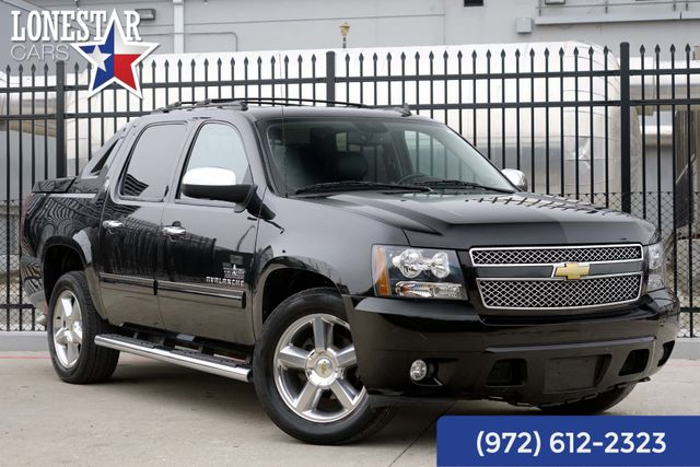 2013 Chevrolet Avalanche Black Diamond LT