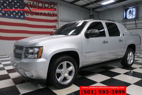 2013 Chevrolet Avalanche Black Diamond LT 4x4 Leather Chrome 20s New Tires in Searcy, AR