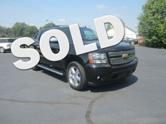 2013 Chevrolet Black Diamond Avalanche LTZ Batesville, Mississippi