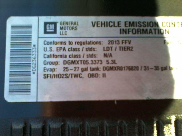 2013 Chevrolet Black Diamond Avalanche LTZ Boerne, Texas 36