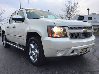 2013 Chevrolet Black Diamond Avalanche LTZ | Champaign, Illinois | The Auto Mall of Champaign in Champaign Illinois