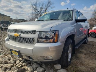 2013 Chevrolet Black Diamond Avalanche LT | Champaign, Illinois | The Auto Mall of Champaign in Champaign Illinois