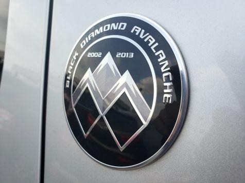 2013 Chevrolet Black Diamond Avalanche LT | Champaign, Illinois | The Auto Mall of Champaign in Champaign, Illinois
