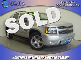 2013 Chevrolet Black Diamond Avalanche LT  city Texas  Vista Cars and Trucks  in Houston, Texas