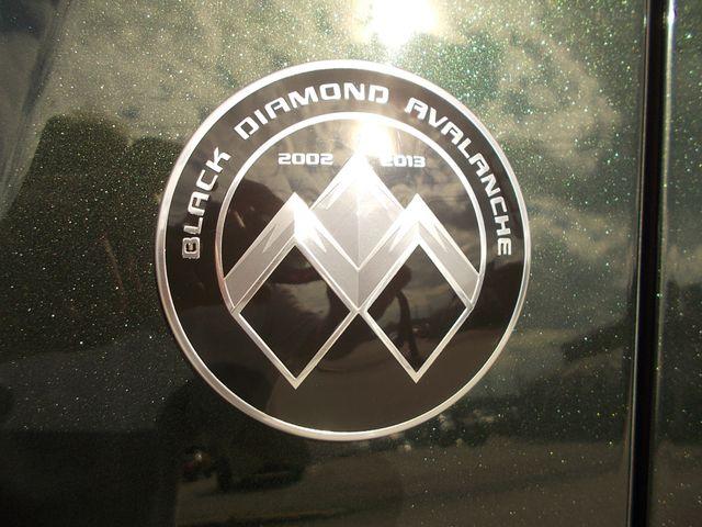 2013 Chevrolet Black Diamond Avalanche LTZ Manchester, NH 5