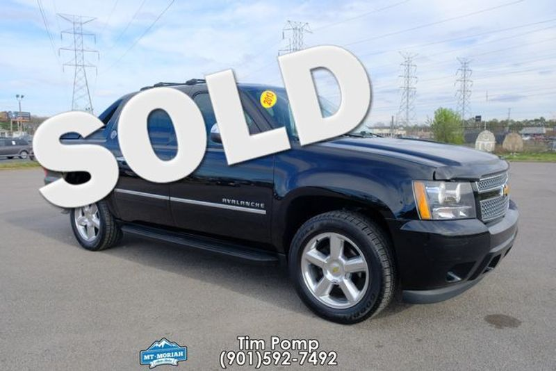 2013 Chevrolet Black Diamond Avalanche LTZ | Memphis, Tennessee | Tim Pomp - The Auto Broker in Memphis Tennessee