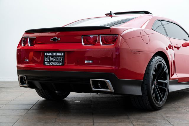 2013 Chevrolet Camaro SS 2SS 1LE Supercharged in Addison, TX 75001