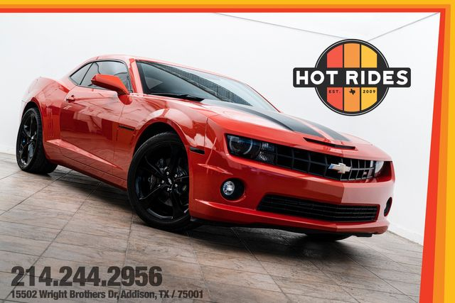 2013 Chevrolet Camaro SS Cammed With Many Upgrades