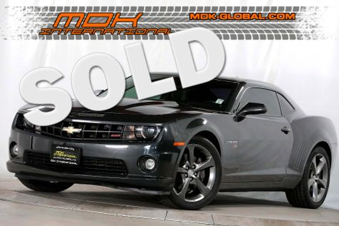 2013 Chevrolet Camaro 2SS - LS3 - Manual - Brembo - Leather - Navigation in Los Angeles