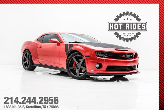 2013 Chevrolet Camaro SS 1LE With Upgrades