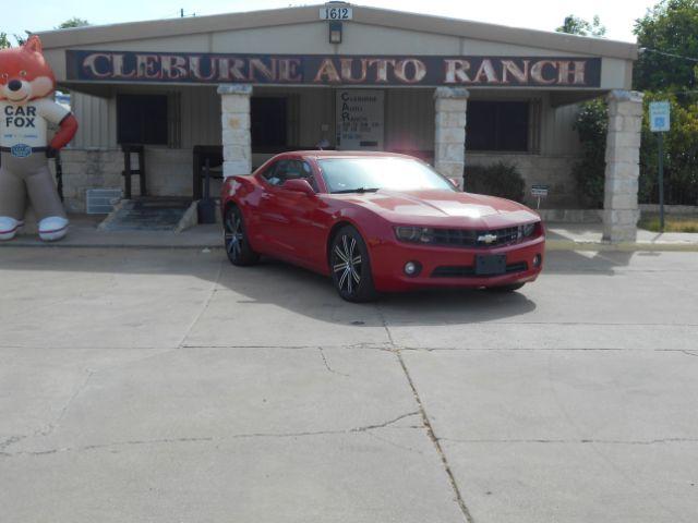 2013 Chevrolet Camaro LT Cleburne, Texas