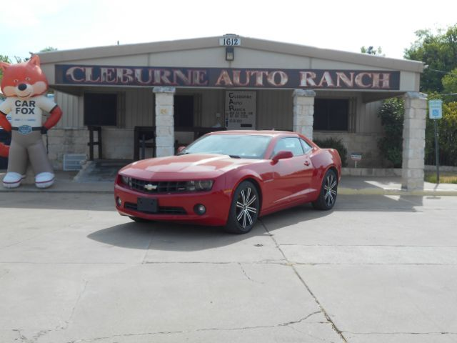 2013 Chevrolet Camaro LT Cleburne, Texas 1