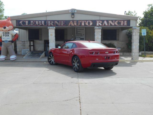 2013 Chevrolet Camaro LT Cleburne, Texas 2