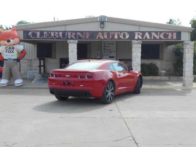 2013 Chevrolet Camaro LT Cleburne, Texas 3