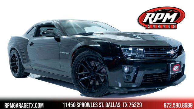 2013 Chevrolet Camaro ZL1 Twin Turbo Cammed with Many Upgrades