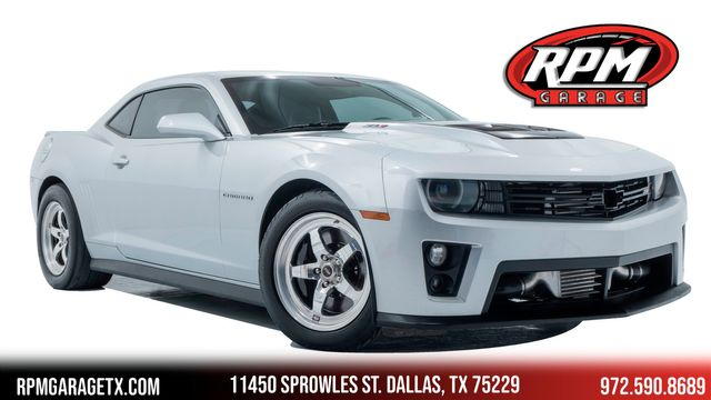 2013 Chevrolet Camaro ZL1 Cammed Twin Turbo with Many Upgrades in Dallas, TX 75229