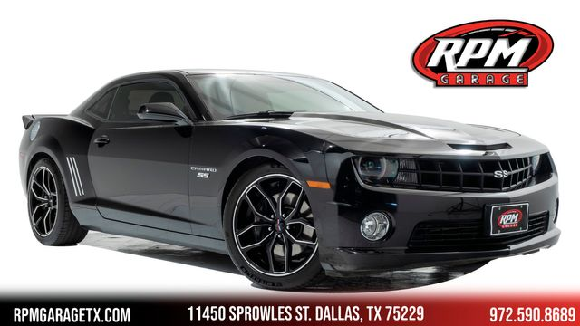 2013 Chevrolet Camaro SS Heads & Cams with Many Upgrades