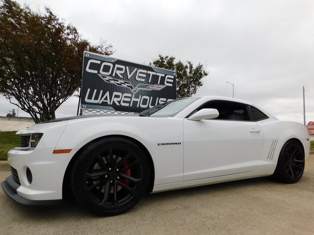 2013 Chevrolet Camaro Coupe 2SS, 1LE, NAV, Stick, Black Alloys 51k in Dallas, Texas 75220