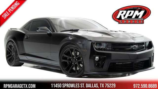 2013 Chevrolet Camaro ZL1 with Many Upgrades in Dallas, TX 75229
