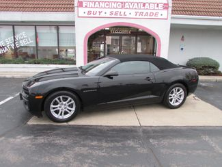 2013 Chevrolet Camaro LT Convertible in Fremont, OH 43420