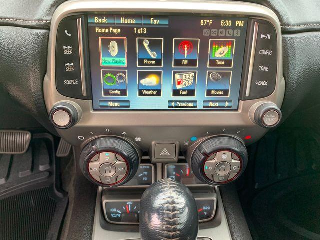 2013 Chevrolet Camaro LT 3 MONTH/3,000 MILE NATIONAL POWERTRAIN WARRANTY Mesa, Arizona 17