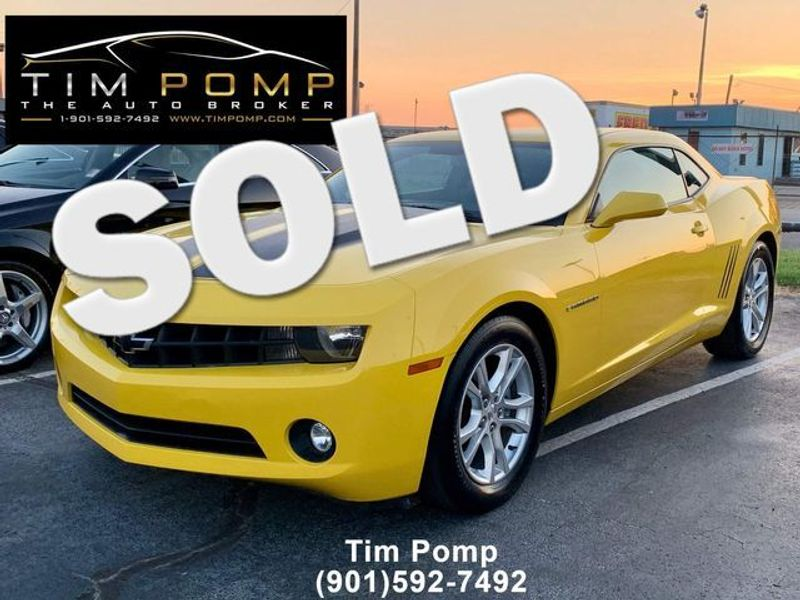 2013 Chevrolet Camaro LT | Memphis, Tennessee | Tim Pomp - The Auto Broker in Memphis Tennessee