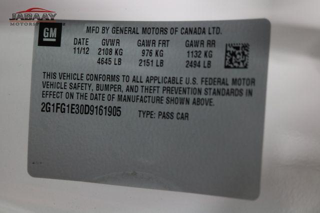 2013 Chevrolet Camaro 2LT Merrillville, Indiana 47