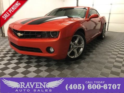 2013 Chevrolet Camaro LT RS pkg Nav in Oklahoma City
